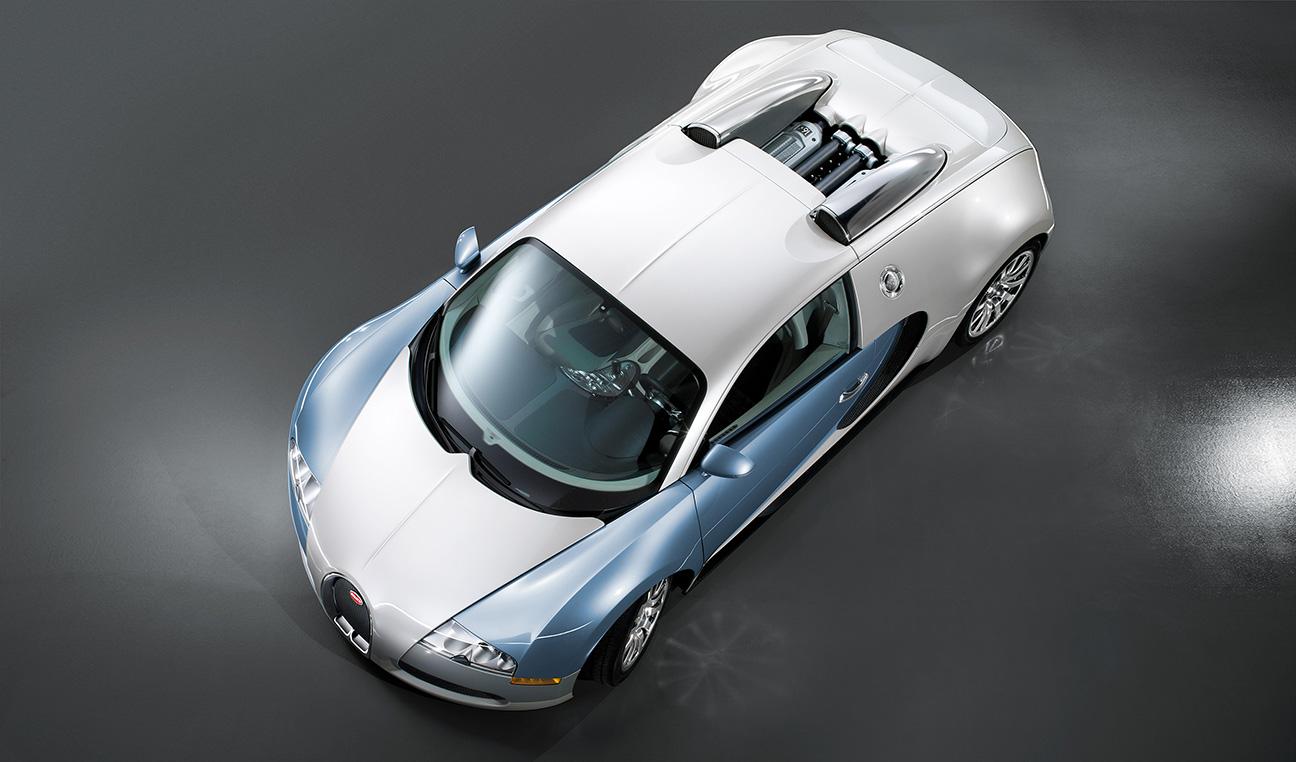 bugatti veyron configurator – dudek.de