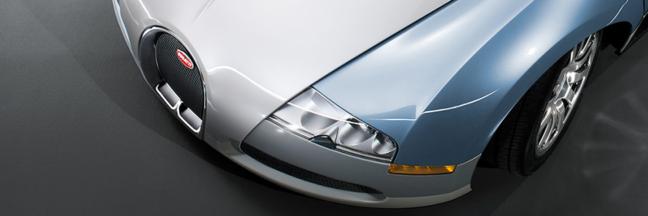 Bugatti Veyron Configurator