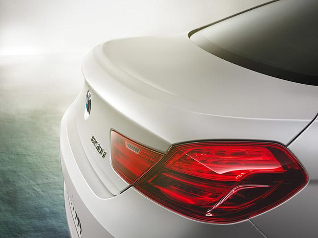 BMW 6-er GRAN COUPÉ